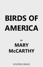 Mary,Mccarthy Penguin Women Writers Birds of America