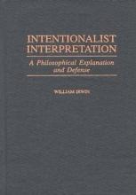William Irwin Intentionalist Interpretation