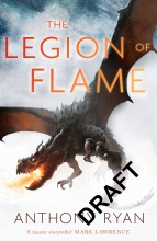 Ryan, Anthony Draconis Memoria 02. The Legion of Flame