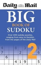 Daily Mail Daily Mail Big Book of Sudoku Volume 2