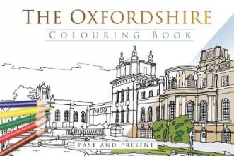Oxfordshire Colouring Book