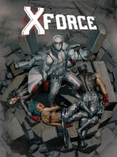 Spurrier, Simon X-Force 3