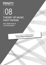 Trinity College London Trinity College London Theory of Music Past Papers (May 2018) Grade 8