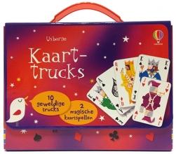 KAARTTRUCS - Koffertje met 2 kaartensets