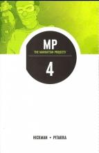 Hickman, Jonathan The Manhattan Projects Volume 4