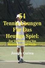 Joseph Correa 54 Tennis- bungen F r Das Heutige Spiel