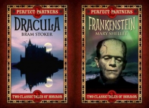 Stoker, Bram,   Shelley, Mary Wollstonecraft Dracula & Frankenstein
