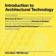 William Silver  Pete  McLean, Introduction to Architectural Technology Third Edition