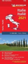 , Michelin 735 Italië 2021