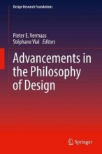 Pieter E. Vermaas,   Stephane Vial Advancements in the Philosophy of Design