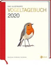 Zetterström, Dan Das illustrierte Vogeltagebuch 2020