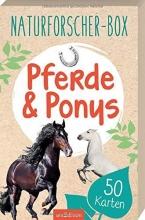 Scholz, Miriam Naturforscher-Box - Pferde & Ponys
