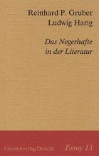 Gruber, Reinhard P Die Negerhaftigkeit der Literatur