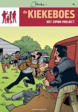 Merho De Kiekeboes Het Zipan-project
