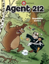 Daniël,Kox/ Cauvin,,Raoul Agent 212 15