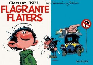 Franquin,,André Guust Flater Facsimile Hc01