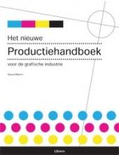 David  Bann Het nieuwe produktiehandboek voor de grafische industrie