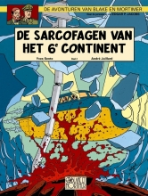 Dargaud , De sarcofagen van het 6e continent