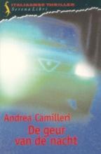 A.  Camilleri De geur van de nacht