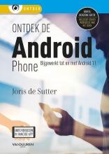 Joris de Sutter , Ontdek de Android Phone, 8e editie