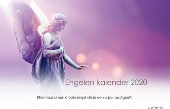 Klaske Goedhart , Engelen kalender 2020