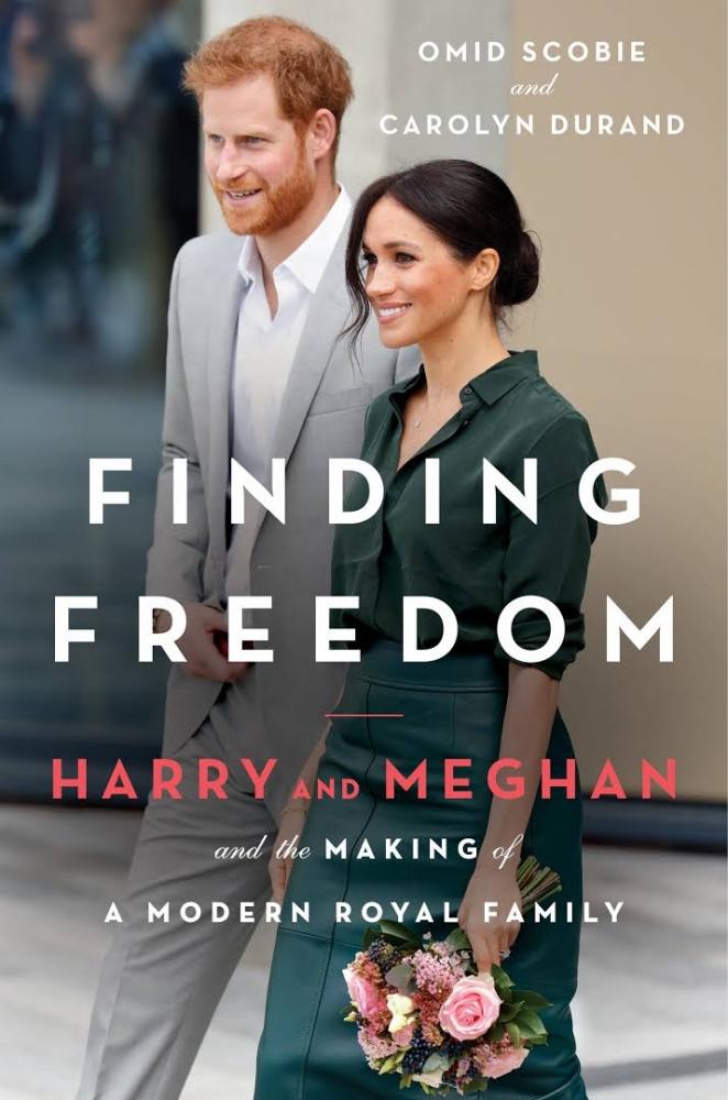 Omid Scobie, Carolyn Durand,Finding Freedom:
