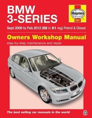 Martynn Randall,BMW 3-Series (Sept `08 To Feb `12) 58 To 61