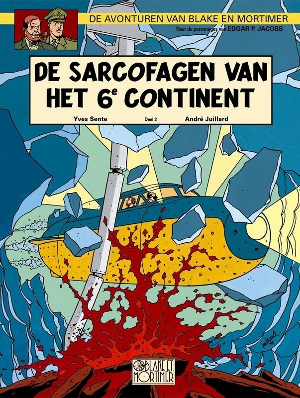 Dargaud,De sarcofagen van het 6e continent
