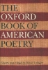 David Lehman, The Oxford Book of American Poetry