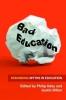Adey, Philip, Bad Education Debunking Myths