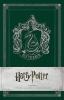 Harry Potter, Slytherin Hardback Ruled Journal
