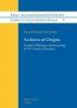 Rabault-Feuerhahn, Pascale, Archives of Origins