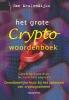 <b>Jan Meulendijks</b>,Het grote Cryptowoordenboek