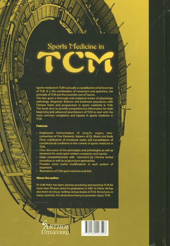 Sun Peilin,Sports medicine in TCM