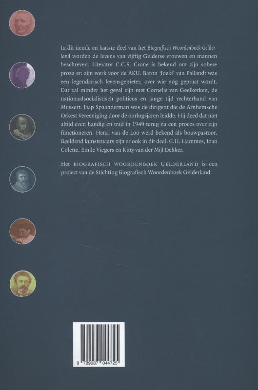 ,Bekende en onbekende mannen en vrouwen uit de Gelderse geschiedenis 10