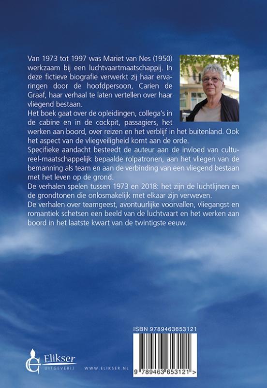 Mariet van Nes,Luchtlijnen en grondtonen