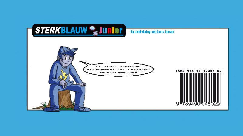J.F. Bakker,Sterk Blauw Junior