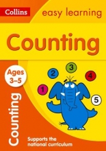 Collins Easy Learning Counting Ages 3-5: New Edition