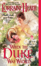 Heath, Lorraine When the Duke Was Wicked