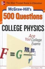 Halpern, Alvin McGraw-Hill`s 500 College Physics Questions