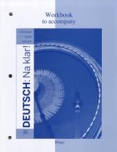 Briggs, Jeanine Workbook for Deutsch: Na Klar!