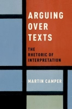 Camper, Martin Arguing over Texts