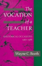 Booth, Vocation of a Teacher (Paper)
