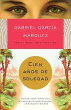 Garcia Marquez, Gabriel Cien aos de soledad One Hundred Years of Solitude