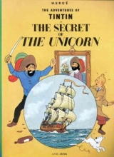 Herge Secret of the Unicorn