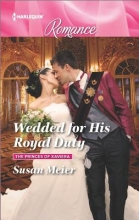 Meier, Susan Wedded for His Royal Duty
