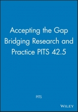 PITS Accepting the Gap Bridging Research and Practice Pits 42.5