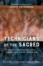 Jerome Rothenberg Technicians of the Sacred, Third Edition