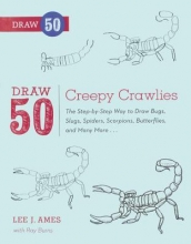 Ames, Lee J Draw 50 Creepy Crawlies