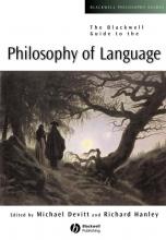 Michael Devitt,   Richard Hanley The Blackwell Guide to the Philosophy of Language